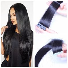 Tools & Accessories Hair Extensions & Wigs Strong-Willed 60 Pieces/ Lot Blue Skin Weft Hair Extension Tapes High Quality Strong Adhesive Double-sided Tape For Toupees Wig Free Shipping
