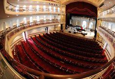 Interiro teatro São Pedro - Porto Alegre - RS - Brasil