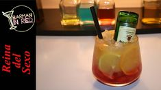 Cocktails con Whisky - Coctel Reina del Sexo