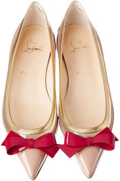 CHRISTIAN LOUBOUTIN These were actually designed especially for me...Louboutin just doesn't know it yet