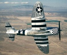 Republic P-47 Thunderbolt BFD
