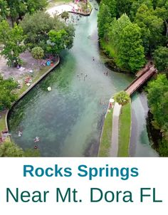 Spring I want to visit... after checking out Mt. Dora, FL.