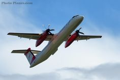 Bombardier DHC-8-402 Q400 - OE-LGL - Austrian Airlines