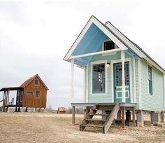 Casas construidas con materiales recuperados...