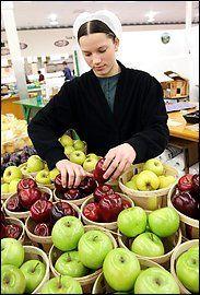 Amish markets
