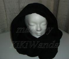 Tripple-Loop schwarz - November-Preis von KiKiWanda auf DaWanda.com