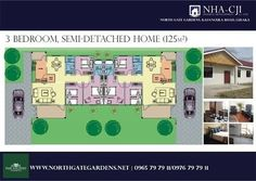 Image Result For Semi Detached House Plan