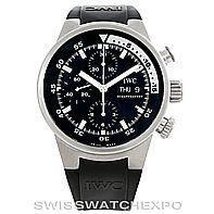 IWC Aquatimer Chrono Automatic Mens Watch IW371933