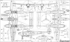 62 Delightful BLUEPRINTS images | Model airplanes, Military Aircraft