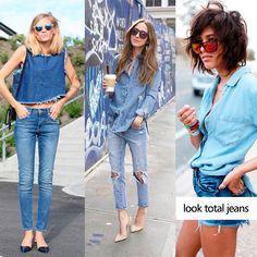 Tendência Outono/Inverno 2015 - Total Jeans