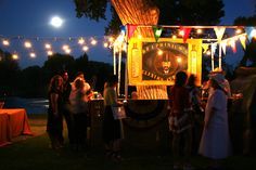 Western Theme Corporate Parties
