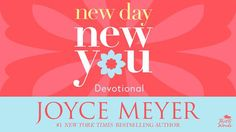 Join me in reading New Day, New You: