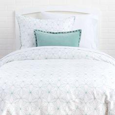 Pinwheel Duvet Cover and Sham Set - Duvet Covers - Bedding