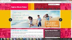 Descarca gratuit aplicatia Digital Album Maker si creeaza cele mai frumoase albume foto personalizate! http://www.digitalcolorfoto.ro/album-foto