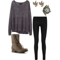 Cowboy boots or those cute Hunter boots would make this outfit perfection Fall Winter Outfits, Autumn Winter Fashion, Fall Fashion, Winter Ootd, Winter Style, Fashion Ideas, Cozy Rainy Day, Rainy Days, Casual Outfits