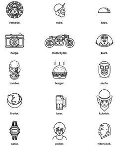 Pictogrammaton | http://pictogrammaton.tumblr.com/