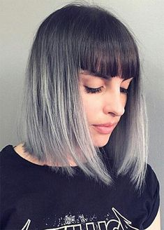 45 Incredible Short Bob Hairstyles & Haircuts With Bangs 2018 - Styles Art