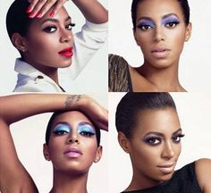 Fashion icon Solange Knowles' hair story