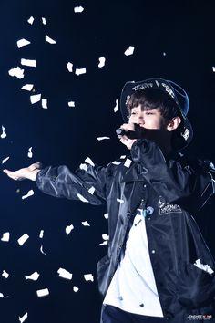 EXO'luXion 150822 : Chanyeol