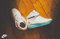 Nike Air Force 1 Presidential Edition, photo by Mat.S