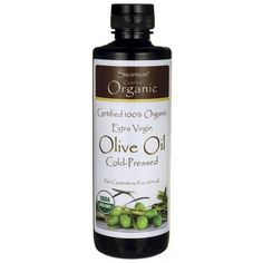 Certified 100 Organic Extra Virgin Olive Oil, Cold Pressed, 16 fl oz ml) Liquid Great Lakes Gelatin, Supplements For Hair Loss, Safflower Oil, Essential Fatty Acids, Massage Oil, Skin Makeup, Olive Oil, Health And Beauty, Moisturizer