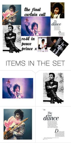 """""""Purple Rain"""" by fabuasad9 ❤ liked on Polyvore featuring art"""