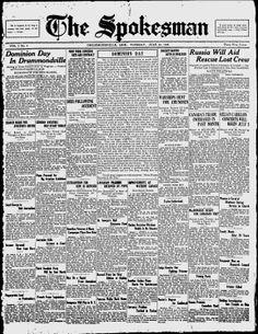The Drummondville Spokesman - Google News Archive Search