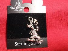 DISNEY 3-D GOOFY SOLID  STERLING SILVER SILVER DANGLE CHARM **NEW** **LAST ONE**