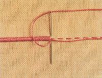 Der Satinstich – New Ideas Hand Embroidery Videos, Hand Embroidery Flowers, Hand Embroidery Stitches, Crewel Embroidery, Hand Embroidery Designs, Embroidery Techniques, Ribbon Embroidery, Sewing Techniques, Cross Stitch Embroidery