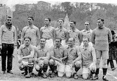 EQUIPOS DE FÚTBOL: SELECCIÓN DE FRANCIA 1922-23