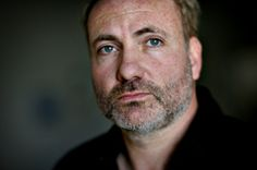 Kim Bodnia, one of the stars of The Bridge. Unconventional maybe but I love him :)