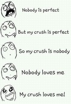 memes on crush funny * memes on crush ; memes on crush funny ; memes on crush in hindi Memes Humor, Funny Crush Memes, Crush Humor, Crazy Funny Memes, Funny Puns, Really Funny Memes, Crush Quotes, Stupid Funny Memes, Funny Laugh