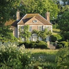 Beauty that only Cecil Beaton could create. Classic architecture with charm and elegance. Future House, My House, Rural House, Country Life Magazine, Beautiful Homes, Beautiful Places, English Countryside, House Goals, My Dream Home
