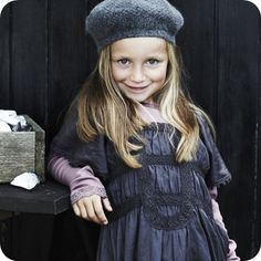 A stylish kid is a happy kid!