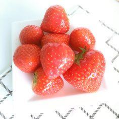 Verse aardbeien!