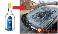Moja rokmi overená rada, pre každého, kto má auto: Dajte na okná túto zmes – nezamrznú a nebudú sa zvnútra rosiť!