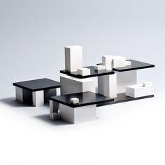 """Naef """"Tectus"""" Architecture  Toys"""