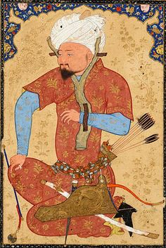 The Morgan Library & Museum Online Exhibitions - Treasures of Islamic Manuscript Painting from the Morgan