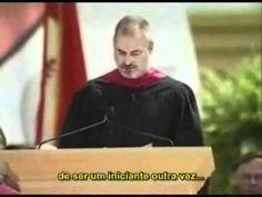 Discurso de Steve Jobs em Stanford - Legendado