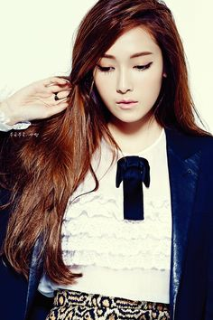 Jessica- She was the first member in the group, but sadly has left the group to make her fashion line. Congrats Jessica Jung. We love you and will miss you.
