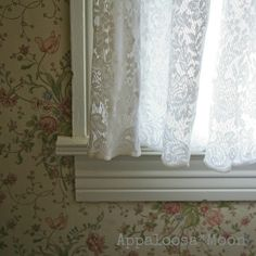 general palmer lace curtain