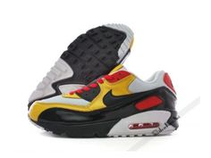 Nike Air Max 90 Multicolor ID Pack White Yellow Red Black AMW90 026