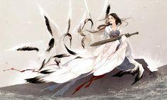... Tranh của Ibuki Satsuki ( Y Xuy Ngũ Nguyệt)