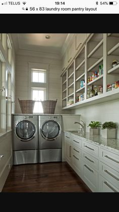 30 Beautiful And Functional Rustic Laundry Room Ideas