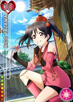 I'm a Shinobi For Real Nico