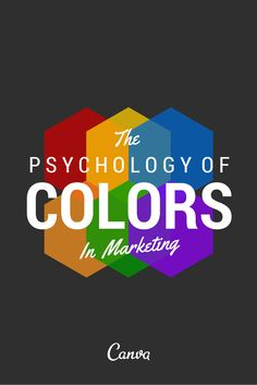 How to Use the Psychology of Colors When Marketing http://smallbiztrends.com/2014/06/psychology-of-colors.html?tr=sm
