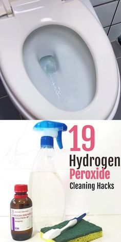 Most cleaners out there are really expensive. Some contains harsh chemicals and don't work well when it comes to cleaning stubborn stains. Well, it turns out, you can replace some of your cleaning agent with hydrogen peroxide (3%) to save moneyand cleanmore efficiently. In fact, the 19 tips i am about to share with y