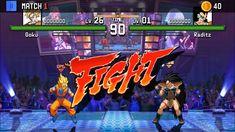 Super Saiyan Goku: Dragon Z Fighter android game first look gameplay esp...