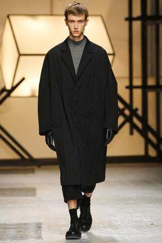 Damir Doma Menswear Fall Winter 2014 Paris - NOWFASHION
