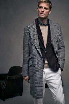 Brunello Cucinelli, Menswear, Милан